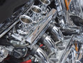 Motorcycle Engine Stock Images - 9536884