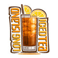 Cocktail Long Island Iced Tea Royalty Free Stock Photo - 95396585