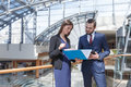 Business Partners Talking Stock Image - 95401241