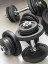 Weights Royalty Free Stock Image - 9551746