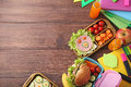 School Lunch Royalty Free Stock Photos - 95526528