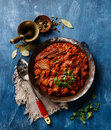 Chicken Tikka Masala Spicy Curry Meat Food Royalty Free Stock Photos - 95558818