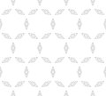 Vector Minimalist Seamless Pattern With Thin Outline Rhombuses Stock Photography - 95564572