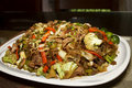 Pansit Or Rice Noodle Royalty Free Stock Image - 95594706