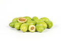 Green Young Olive Stock Image - 95599641