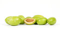 Green Young Olive Stock Photography - 95599792