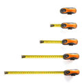 Tape Measure Isolated On White Royalty Free Stock Images - 95660529