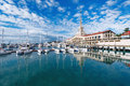 Yachts And Boats In Sochi. Royalty Free Stock Photo - 95700585