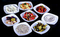 Arab Salad - Tomato Salad Stock Photos - 95730913