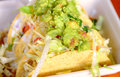 Guacomole And Taco Shells Stock Images - 95763214