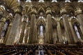 Interior Of The Milan Cathedral Stock Photo - 95792090