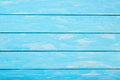Painted Blue Colored Wood Background, Pastel Wood Background For Design Royalty Free Stock Image - 95857646