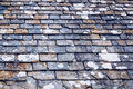 Background Of Old Stone Roof Tiles Royalty Free Stock Image - 95878926