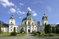 Ettal Abbey, Bavaria, Germany Stock Image - 95913111