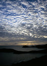 Caribbean Sunset Royalty Free Stock Images - 961039