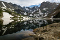 Lake Isabelle - Colorado Stock Image - 96064581