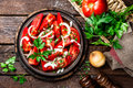 Tomato Salad Stock Photos - 96101723