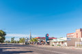 Late Afternoon Street Scene In Upington Royalty Free Stock Photography - 96112907