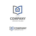 Creative Home List For Sale Logo Stock Photography - 96123932