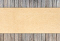 Recycled Paper On Wood Backgrounds. Royalty Free Stock Images - 96174179