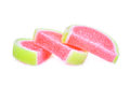 Jelly Sweet, Flavor Fruit Or Candy Dessert Colorful With Sugar Stock Photos - 96243043