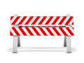 Road Repair, Under Construction Road Sign. 3D Royalty Free Stock Photo - 96275495