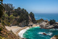 McWay Falls, Big Sur, Monterey County, CA, United States Royalty Free Stock Images - 96326719
