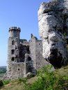 Castle Ruins Stock Image - 9641071