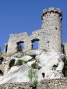 Castle Ruins Royalty Free Stock Photo - 9641135