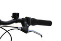 Mountain Bike Brake Lever With Bell Stock Photos - 96418123