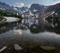 Lake Isabelle - Colorado Stock Image - 96497101