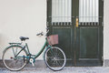 Vintage Bicycle Royalty Free Stock Photo - 96502865