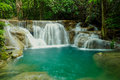 Waterfall In The National Park Thailand Stock Photography - 96512402