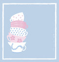 Tea Cups Royalty Free Stock Image - 96541446