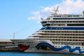 Beautiful Ships And Cruise Liners Stock Images - 96555014