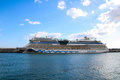 Beautiful Ships And Cruise Liners Royalty Free Stock Photos - 96555018
