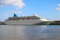 Beautiful Ships And Cruise Liners Stock Photo - 96555100
