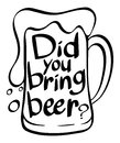 Word Expression In Beer Mug Stock Photo - 96597950