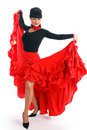 Flamenco Dancer Stock Photos - 9669933