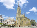Church Of The Name Of Mary In Novi Sad, Serbia Stock Photo - 96639980