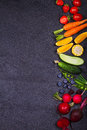Colorful Vegetables, Fruits And Berries - Healthy Food, Diet, Detox, Clean Eating Or Vegetarian Concept Stock Photography - 96662882