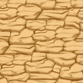 Cracked Pattern Earth, Seamless Texture Desert Soil Royalty Free Stock Photos - 96679078