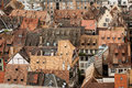 Roofs Of Strasbourg, France. Alsace Royalty Free Stock Images - 96877299