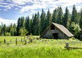 Old Time Barn Royalty Free Stock Photos - 96894418
