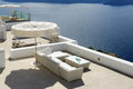 The Sea View Terrace At Luxury Hotel Royalty Free Stock Image - 96908606