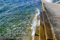 Steps At The Adriatic Sea Stock Photography - 96923552