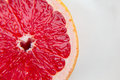 Fruit Pink Grapefruit In The Cut. A Vitamin Product. Healthy Eating Stock Photo - 96938910