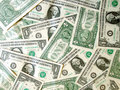 Full Of American Money Dollar Royalty Free Stock Image - 978126