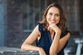Happy Mature Woman Outdoor Royalty Free Stock Image - 97072926