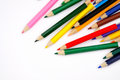 Colored Pencils Royalty Free Stock Image - 97139476